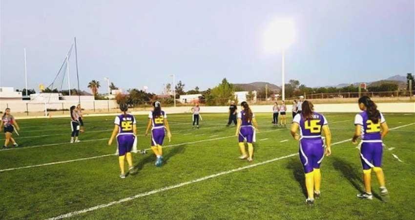Tigres ante Osas Blancas por el título en el Flag Femenil