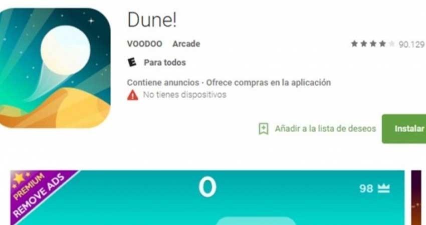 ¡Alerta! Popular app de Google Play filtra 'masivamente' datos personales