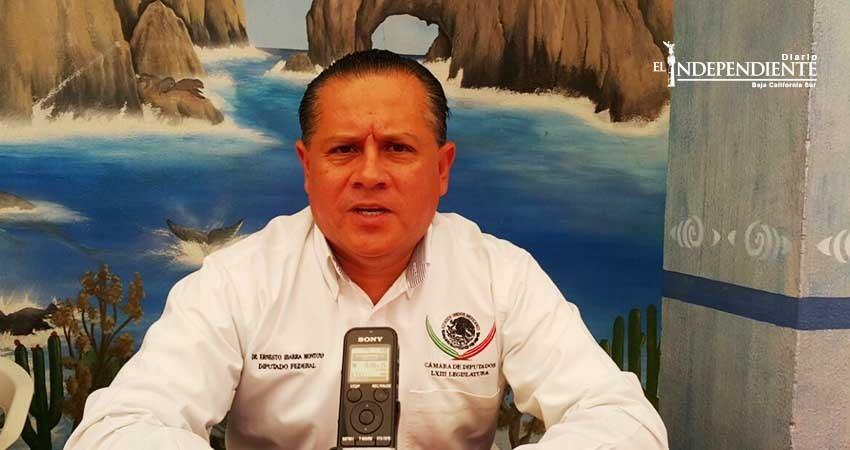 Asegura Diputado Ibarra tener invitación para afiliarse 5 diferentes partidos políticos