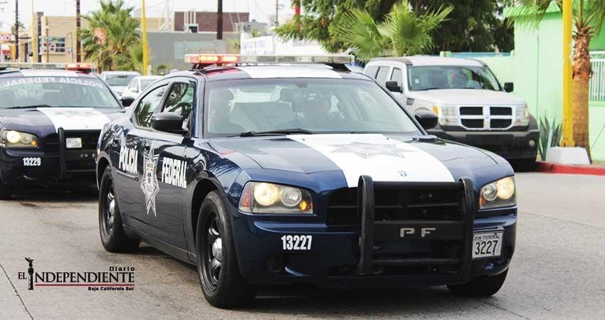 Refuerzan operativos de seguridad por fiestas decembrinas en La Paz