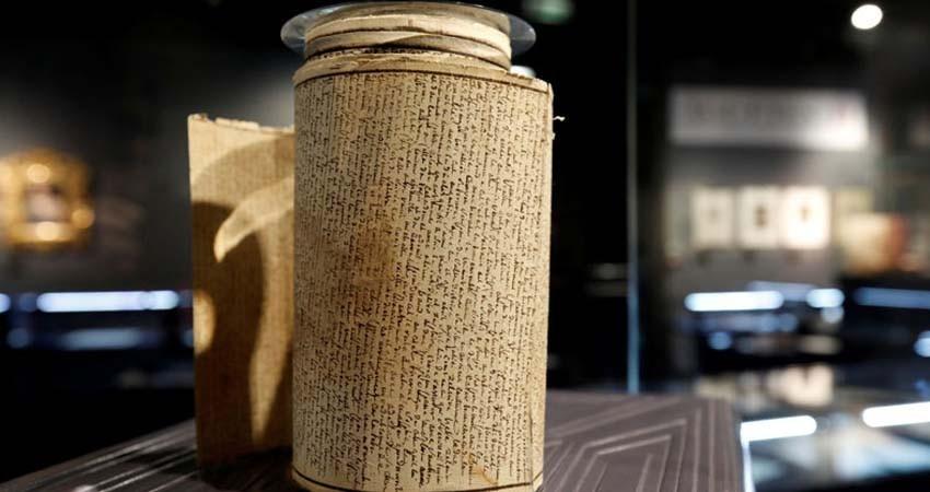 Para evitar su venta, declaran tesoro nacional una obra de Sade