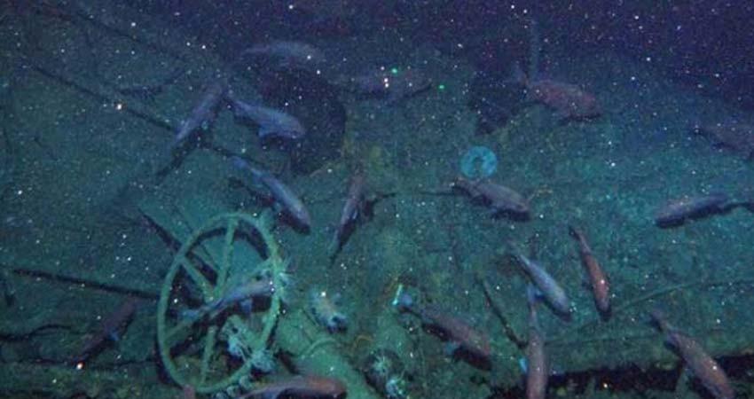 Encuentran submarino australiano desaparecido desde 1914