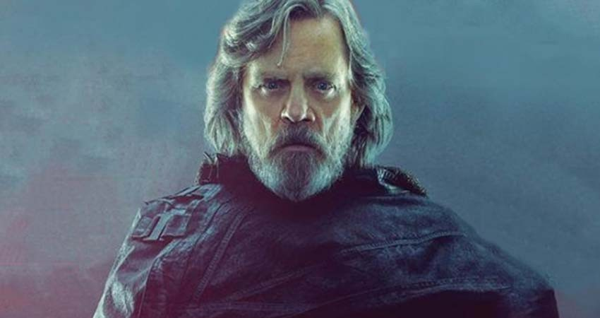 'No es mi Luke': Mark Hamill está decepcionado con 'The Last Jedi'