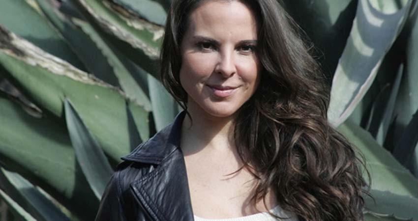 Ahora difunden fotos privadas de Kate del Castillo