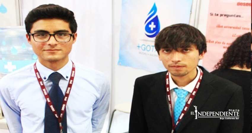 Politécnicos desarrollan app para elegir carrera profesional