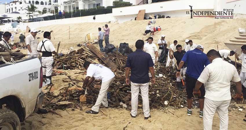 Colonos de El Médano elaborarán manual de manejo de seguridad durante huracanes