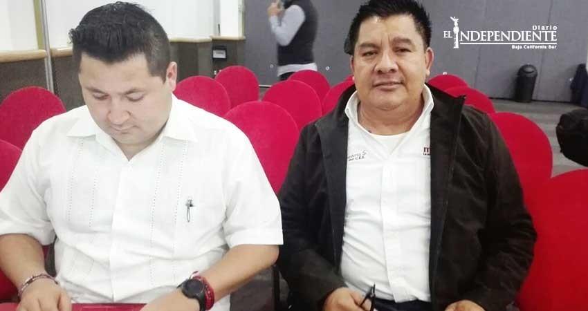 Morena va en coalición en BCS con PT y PES para 2018