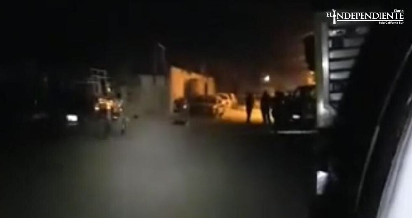 4 heridos y un muerto en Agua Escondida de La Paz