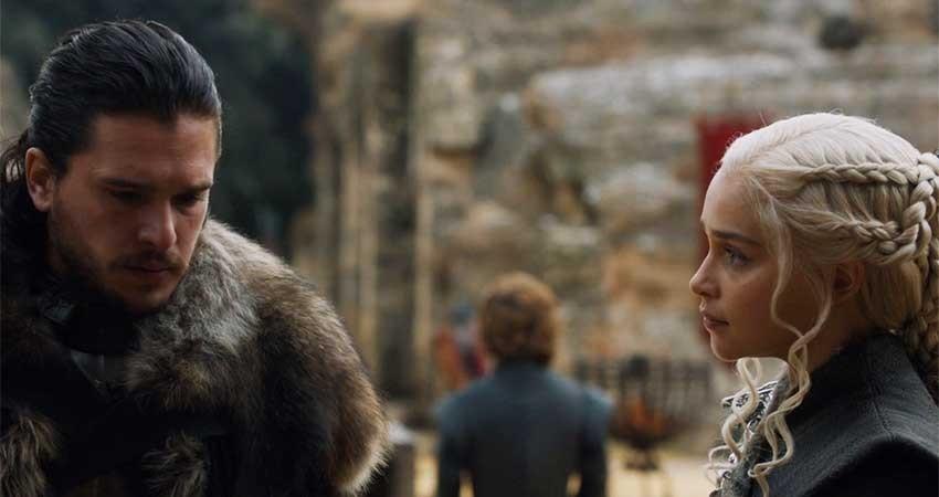 Se filtran guiones del final de 'Game of Thrones'