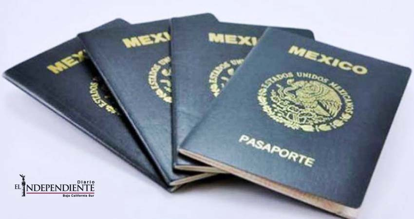 Aumentarán de precio los pasaportes a partir del 2018