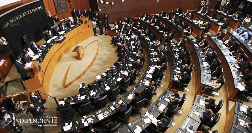 """Retroceden senadores con reforma que impulsaba el """"outsourcing"""""""