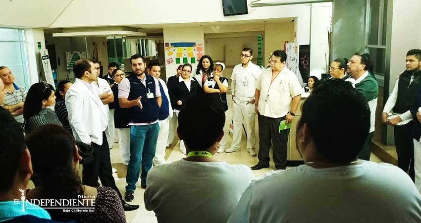 Hospital Salvatierra confirma que si hubo personas armadas en cuidados intensivos