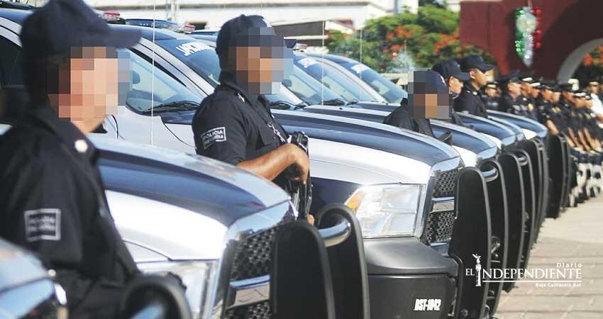 Proceso de depuración policial en el 2018 depende del Centro Estatal de Confianza: Secretario Mpal
