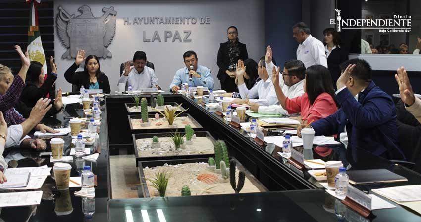 1,150 MDP gastará el Ayuntamiento de La Paz en 2018