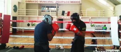 Jiga González, se reporta listo para su primer contienda del 2018