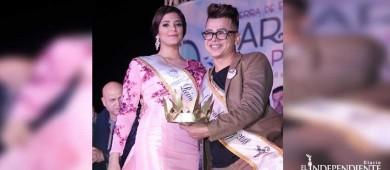 Mariel Arreola y Paulo resultan ganadores como Reyes del Carnaval La Paz 2018
