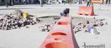 """Una pesadilla de """"cero ventas"""", denuncian comerciantes del Blvd Mijares en SJC"""