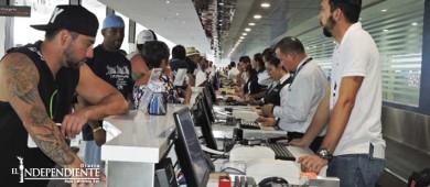 Aeropuerto Internacional de Los Cabos registra en 2017 crecimiento de 15.6%