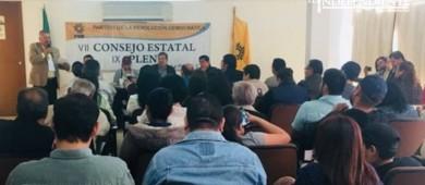 Dejará Jesús Druk el cargo, renovará PRD su dirigencia estatal el 27 de enero