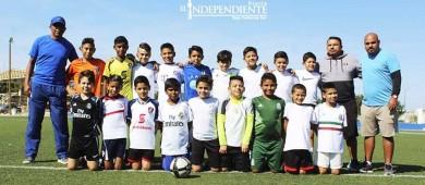 Quedó definido el selectivo Sudcaliforniano de Futbol Sub 10