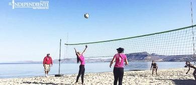 Listos los preselectivos de Voleibol de La Paz