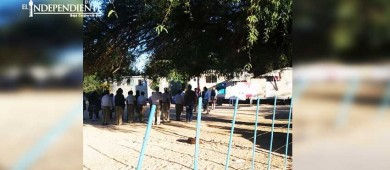 Padres de familia de Telesecundaria de Santa Catarina se manifestarán contra SEP