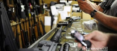 Vienen de EEUU el 70% de las armas decomisadas en México: CNS