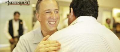 """""""No voy a estar"""" para recibir a José Antonio Meade: Gobernador"""