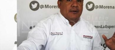 Morena amonesta a su líder en BCS por faltas a su normativa interna