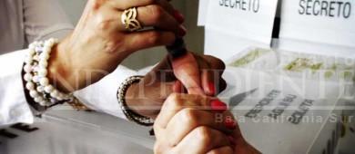 No vemos riesgos para el  proceso electoral de BCS: Segob