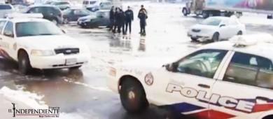 Abandonan a bebé en la intemperie ante -10 grados en Toronto