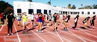 Realizan las evaluaciones para selectivo de Atletismo de Los Cabos