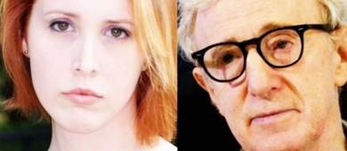 Dylan Farrow hablará en TV sobre los abusos de Woody Allen