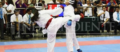 Viajan Karatecas de Los Cabos a eventos nacionales