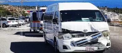 No cesan los accidentes vehiculares en el corredor turístico
