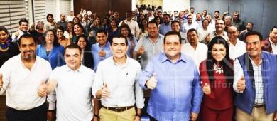 """Proceden legalmente contra el PAN, el gobernador y las """"posadas azules"""""""