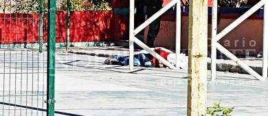 A balazos ejecutan a uno y dejan herido a otro más en la colonia Loma Linda