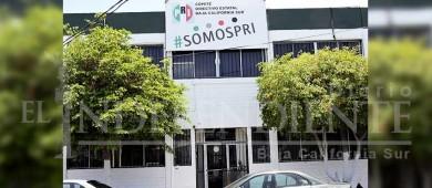 PRI de BCS emite decretos para postular candidatos a senadores y diputados federales