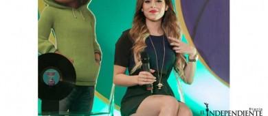 Roban iPhone X a Danna Paola; desesperada ofrece recompensa