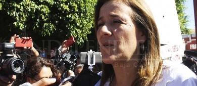 """Mis contrincantes declinarán, porque voy a ganar"": Margarita Zavala"
