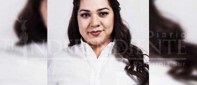 Desmiente Gabriela Cisneros Ruíz aspiración al senado por el PRI
