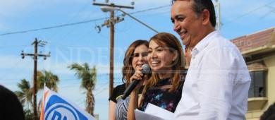 Buscarán Pelayo y Saldaña candidaturas del PAN al Senado