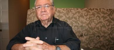 Elige la Academia Mexicana de la Lengua al Sudcaliforniano Eligio Moisés Coronado como correspondiente en La Paz