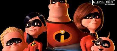 'Los Increíbles 2' anuncian nuevos personajes