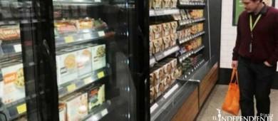 Un supermercado sin filas ni cajas...
