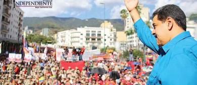 'A la orden para reelegirme': Nicolás Maduro