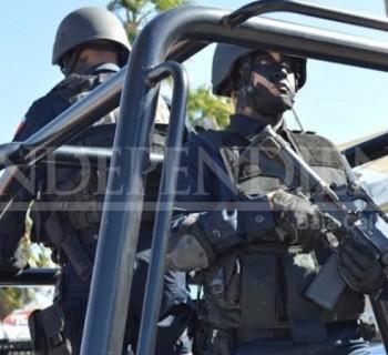 Depuración policiaca ha avanzado en casi un 50%
