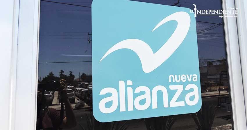 Nueva Alianza irá solo en el periodo electoral 2018