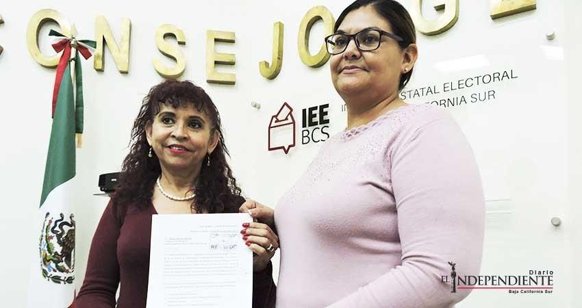 Presenta Morena coalición oficial ante IEE con PT y PES
