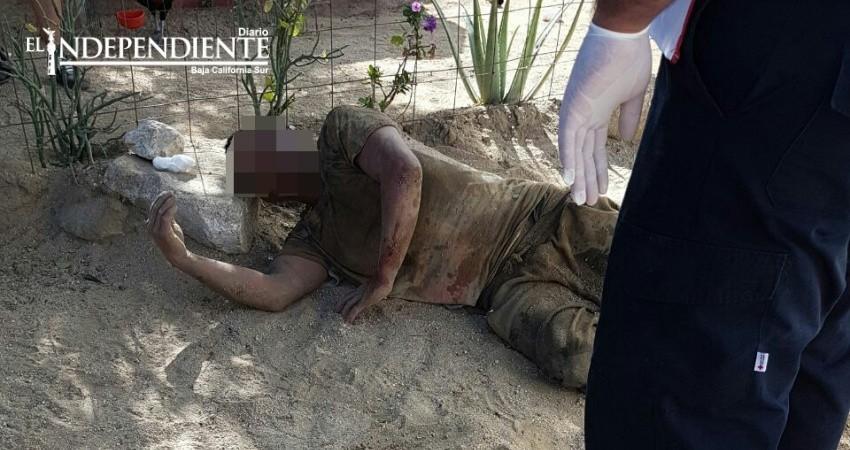 Dejan a hombre brutalmente golpeado en el arroyo de Santa Rosa
